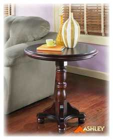 Signature Design By Ashley T413-3 Round End Table