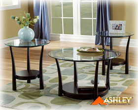 Signature Design By Ashley T285-13 Emil Occasional Table Set (3/Cn)