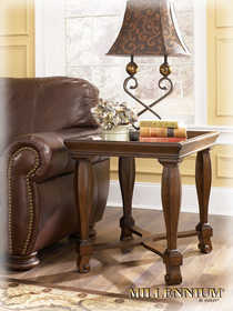 Signature Design By Ashley T647-3 End Table