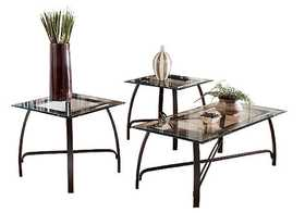 Signature Design By Ashley T174-13 Liddy Occasional Table Set