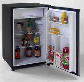Avanti RM4589SS-2 4.5 Cu. Ft. Counterhigh Refrigerator Stainless Steel Door