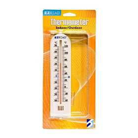 Headwind 840-0003 Indoor/Outdoor Thermometer With Mounting Bracket 9 in