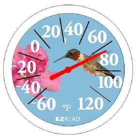 Headwind 840-0019 13.5 in Hummingbird Dial Thermometer