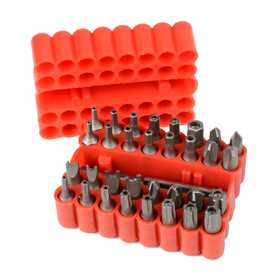 ATE Pro Tools 31075 Security Bits Set 33-Piece