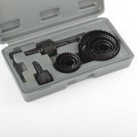 ATE Pro Tools 32020 Hole Saw Kit 11pc