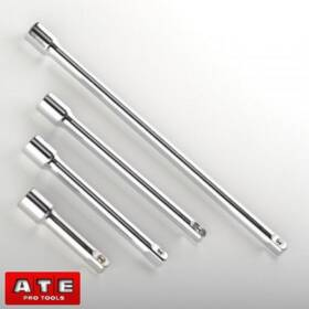 ATE Pro Tools 50275 4 Piece 3/8 In Extension Bar Set