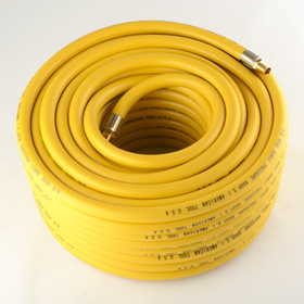 ATE Pro Tools 13132 Air Hose 100 ft X 3/8 in Yellow