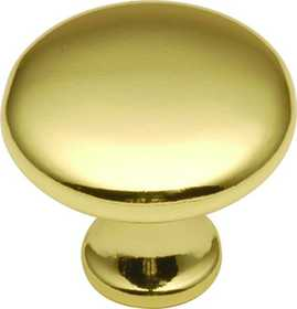 Hickory Hardware P14255-3 Cabinet Knob Smooth Top 11/4 Dia