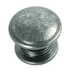 Hickory Hardware P3053-BNV Cabinet Knob 11/4 in Dia