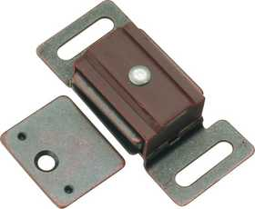 Hickory Hardware P649-STB Catch Magnetic Plastic