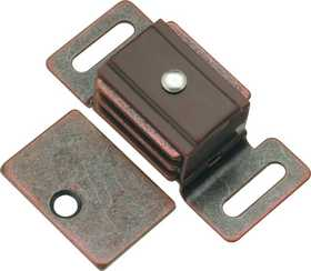 Hickory Hardware P651-STB Catch Magnetic Double