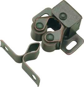 Hickory Hardware P657-STB Catch Roller Double 13/8x1