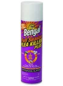 Bengal Products Inc 92445 Flea Killer Full Season 16 oz