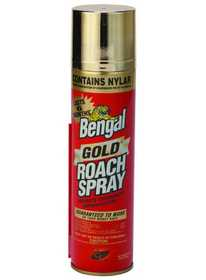 Bengal Products Inc 92462 Bengal Gold Roach Spray 9 oz