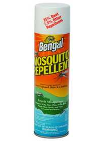 Bengal Products Inc 95110 Mosquito Repellent 6 oz