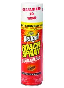 Bengal Products Inc 96837 Bengal Roach Spray 16 oz