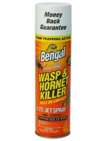Bengal Products Inc 97119 Wasp & Hornet Killer 20 oz Foam