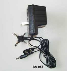Blackpoint BA-053 Ac Adapter W/6way Plug