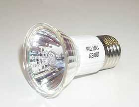 Blackpoint 1654 Light Bulb 75w Halogen Std Base