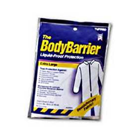 Trimaco 6308258 Body Barrier Coverall X Large