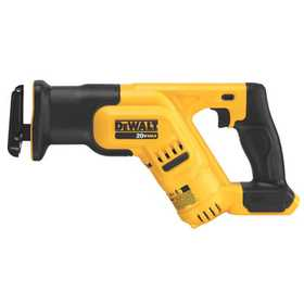 DeWalt DCS387B 20v Max* Compact Reciprocating Saw (Tool Only)