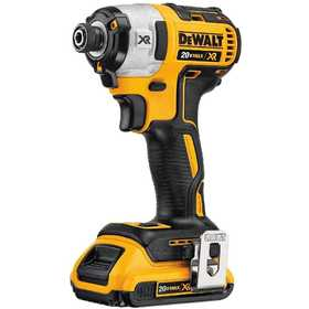 DeWalt DCF887D2 20v Max* Xr Brushless 1/4 In 3-Speed Impact Driver