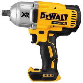 DeWalt DCF899B 20v Max* Xr Brushless High Torque 1/2 In Impact Wrench With Detent Pin Anvil (Bare)