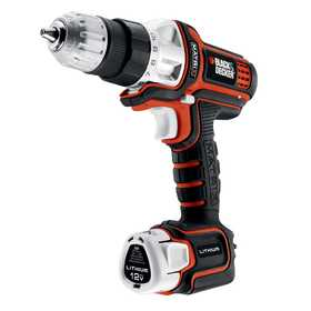 Black & Decker BDCDMT112 Matrix™ 12v Max* Lithium Drill/Driver