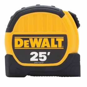 DeWalt DWHT36107 25 Ft Tape Measure