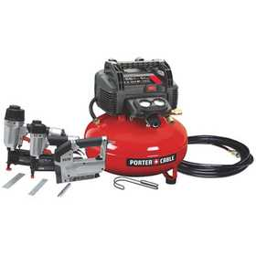 Porter-Cable PCFP12234 3 Nailer Combo Kit