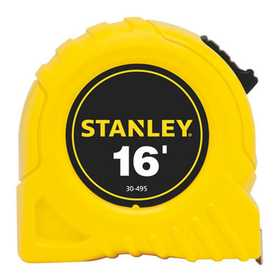Stanley Tools 30-495 Tape Measure 3/4x16 Ft