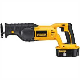 DeWalt DC385K 18v Cordless Reciprocating Saw Kit