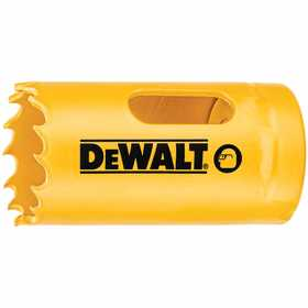 DeWalt D180014 7/8 In (22mm) Bi-Metal Hole Saw