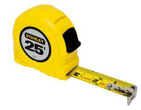 Stanley Tools 30-455 Tape Measure 1x25 Ft