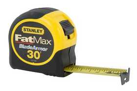 Stanley Tools 33-730 Fatmax Tape Measure 30 ft With Blade Armor