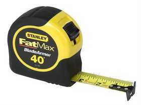 Stanley Tools 33-740 Fatmax Tape Measure 40 Ft With Blade Armor