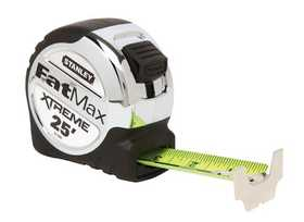 Stanley Tools 33-890 Fatmax Xtreme Tape Measure 25 Ft With Blade Armor