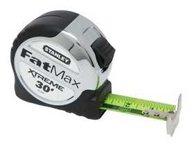 Stanley Tools 33-895 Fatmax Xtreme Tape Measure 30 Ft With Blade Armor