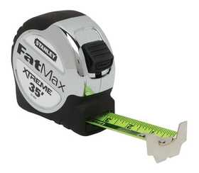 Stanley Tools 33-900 Fatmax Xtreme Tape Measure 35 ft With Blade Armor