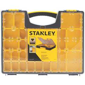 Stanley Tools 014725R Organizer Professional Pro 25 Compartment