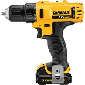 DeWalt DCD710S2 12v Max 3/8 In Drill Driver Kit