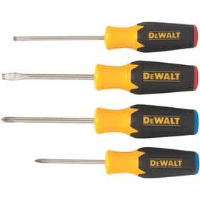 DeWalt DWHT62512 4 Pc Screwdriver Set
