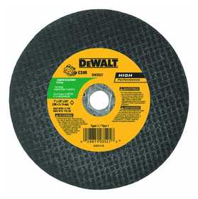 DeWalt DW3521 7 In X 1/8 In X 5/8 In - Diamond Drive Masonry Cutting Wheel