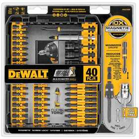 DeWalt DWA2T40IR 40-Pc. Impact Ready Screwdriving Set