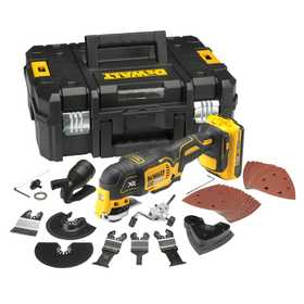 DeWalt DCS355D1 20v Max* Xr Lithium Ion Oscillating Multi-Tool Kit