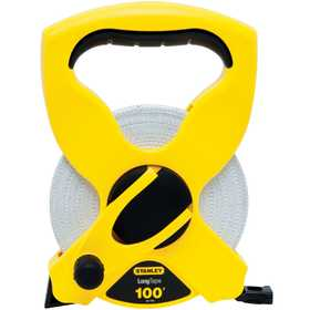 Stanley 34-790 100 Ft Fiberglass Long Tape