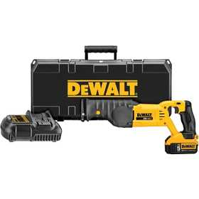 DeWalt DCS380P1 20v Max* Lithium Ion Reciprocating Saw Kit