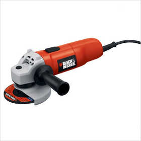 Black & Decker 7750 4-1/2 in Small Angle Grinder