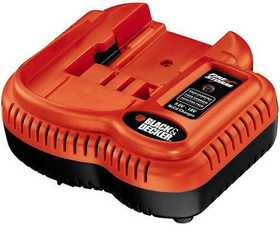 Black & Decker FSMVC Charger 9.6/18v Slide Firestrm