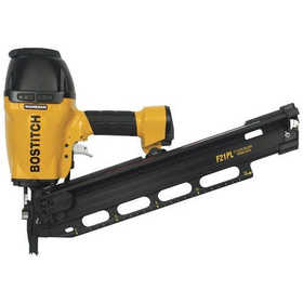 Bostitch F21PL 21° Plastic Collated Framing Nailer
